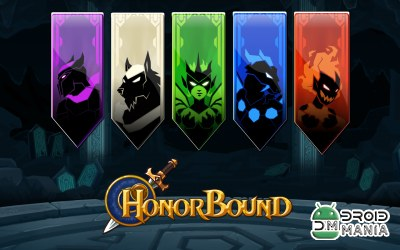 Скриншот HonorBound №1