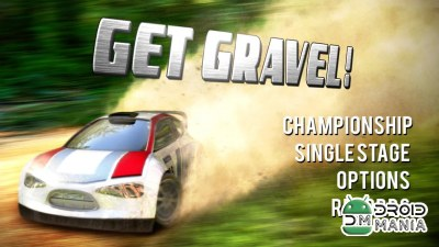 Скриншот Get Gravel: Rally, Race, Drift №1