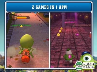 Скриншот Monsters University №2