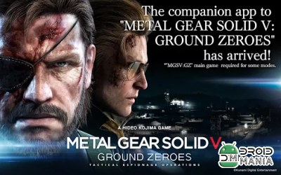 Скриншот METAL GEAR SOLID V: GROUND ZEROES №1