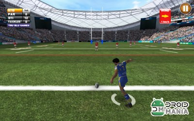 Скриншот Rugby League Live 2: Gold №1