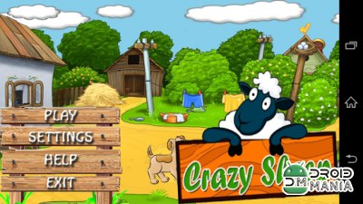 Скриншот Crazy Sheep №1
