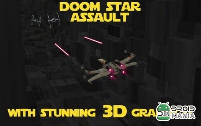 Скриншот Galaxy Wars - Doom Star Assault №1