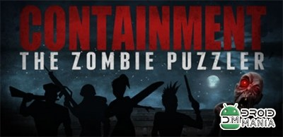 Скриншот Containment: The Zombie Puzzler №1
