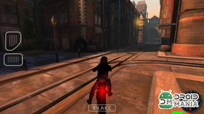 Скриншот City Motorcycle 3D №1