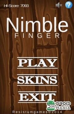Скриншот Nimble Finger №1