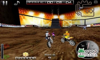 Скриншот Ultimate MotoCross №2