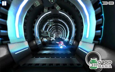 Скриншот Tunnel Trouble 3D №1