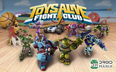 Скриншот Toys Alive: Fight Club №1