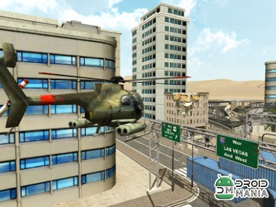 Скриншот Helicopter Rescue Pilot 3D №1