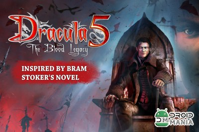 Скриншот Dracula 5: The Blood Legacy HD №1