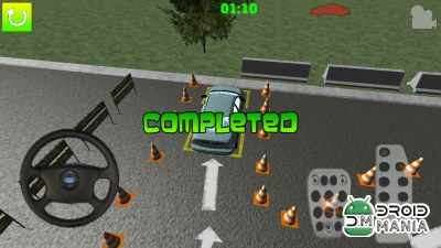 Скриншот Car Parking Simulator 3D №1