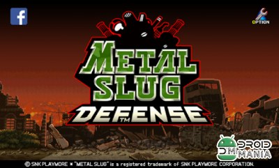 Скриншот METAL SLUG DEFENSE №1