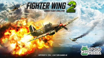 Скриншот FighterWing 2 Flight Simulator №1
