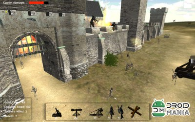 Скриншот Castle Defense 3D №3
