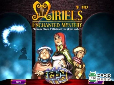 Скриншот Miriel's Enchanted Mystery №1