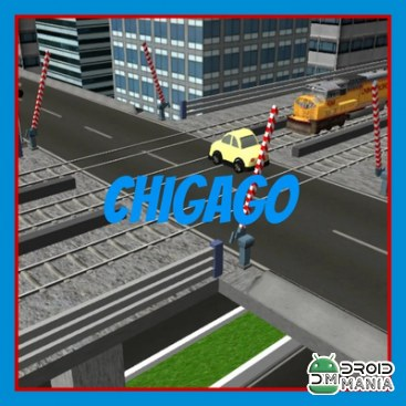 Скриншот Railroad Crossing Pro №1
