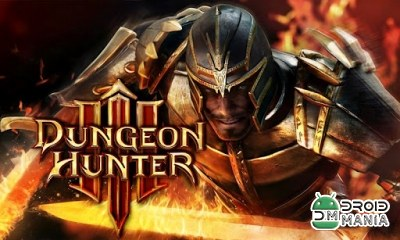 Скриншот Dungeon Hunter 3 №1