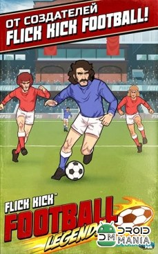 Скриншот Flick Kick Football Legends №1