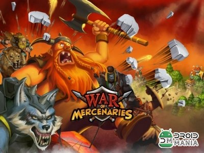 Скриншот War of Mercenaries №1
