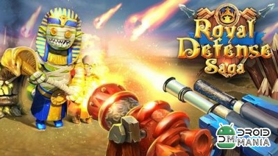 Скриншот Royal Defense Saga №1