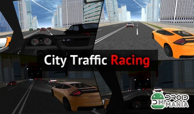 Скриншот City Traffic Racing №1