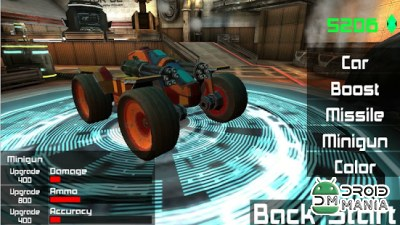 Скриншот Doom Buggy 3D Racing №4