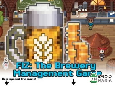 Скриншот Fiz : Brewery Management Game №1