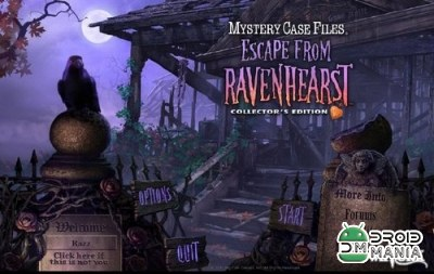 Скриншот Escape From Ravenhearst CE №1