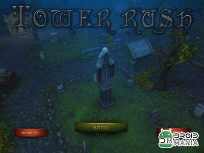 Скриншот Bowtress / Tower Rush №1