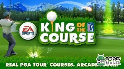 Скриншот King of the Course Golf №1