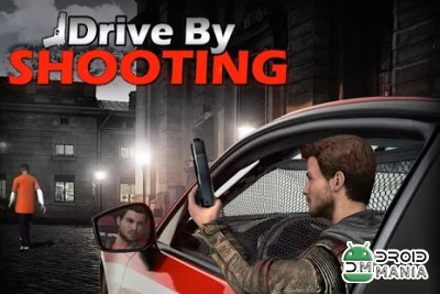 Скриншот Drive By Shooting (3D Game) №1