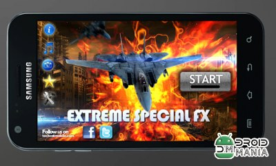 Скриншот Extreme Special Fx №1