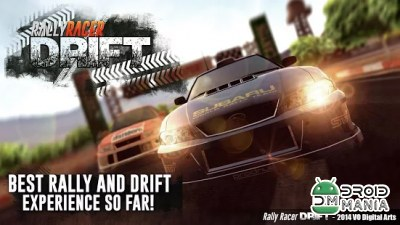 Скриншот Rally Racer Drift №1