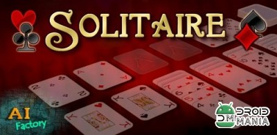 Скриншот Solitaire №1