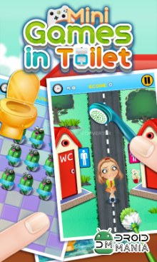 Скриншот Toilet Game for Toilet Time №1