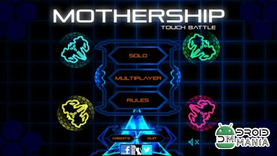Скриншот Mothership Touch Battle №1