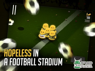 Скриншот Hopeless: Football Cup №1