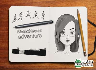 Скриншот Sketchbook Adventure №1