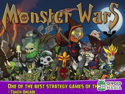 Скриншот Monster Wars №1