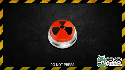 Скриншот Do Not Press The Red Button №1