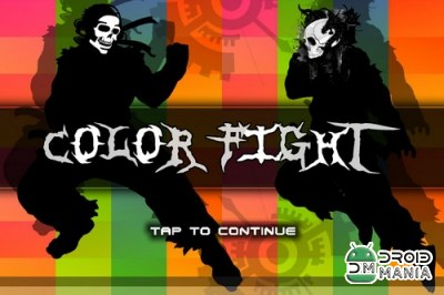 Скриншот Color Fight №1