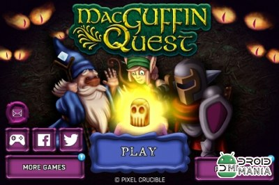 Скриншот MacGuffin Quest №1