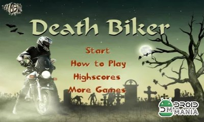 Скриншот Death Biker - Racing Moto №1