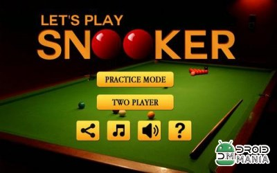 Скриншот Let's Play Snooker 3D №1
