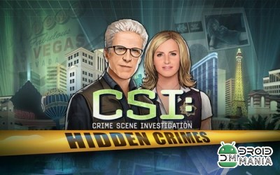 Скриншот CSI: Hidden Crimes №1