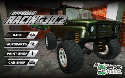 Скриншот Offroad Racing 3D:2 №1