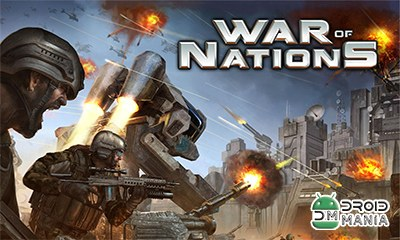 Скриншот War of Nations №1