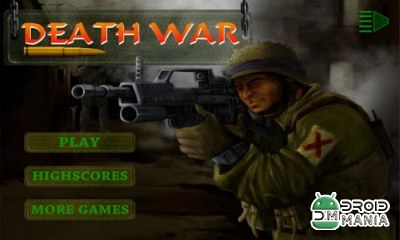 Скриншот Death War - Shooting Game №1