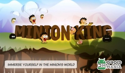 Скриншот Minion King - Save the Minions №1